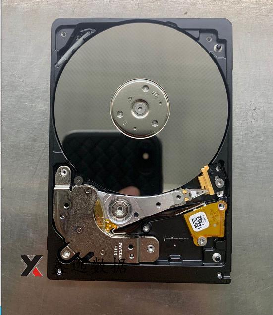 《榆次廉先生希捷2T移动硬盘磁头损坏数据成功恢复》