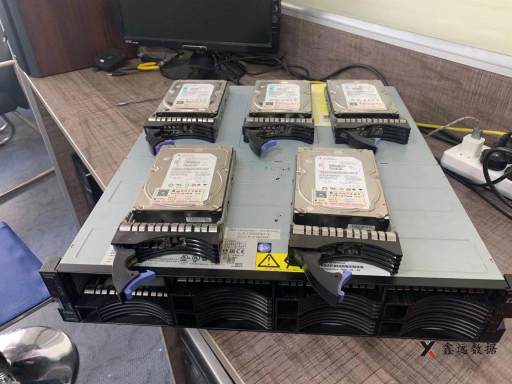 《太原某单位IBM存储RAID5瘫痪数据恢复成功-太原鑫远数据救援中心》
